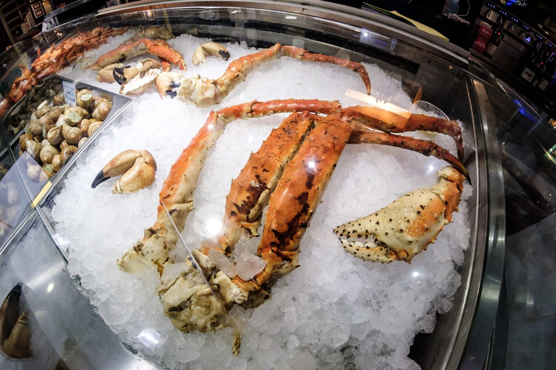 King Crabe